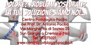 podoposturologia napoli Prof. Dottor Antonio Pacilio