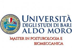 master posturologia e biomeccanica bari