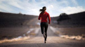 running e piede dello sportivo napoli