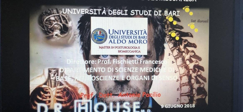 Lezione Università Aldo Moro