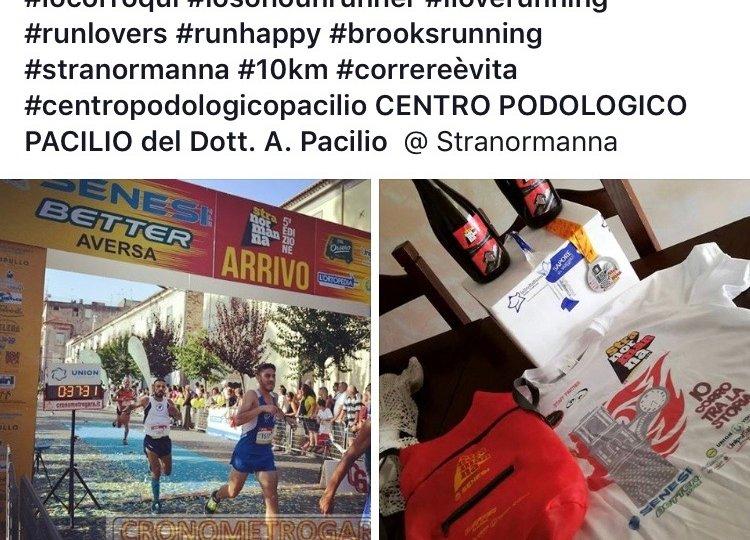 running napoli