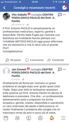 recensione puglia prof. pacilio napoli