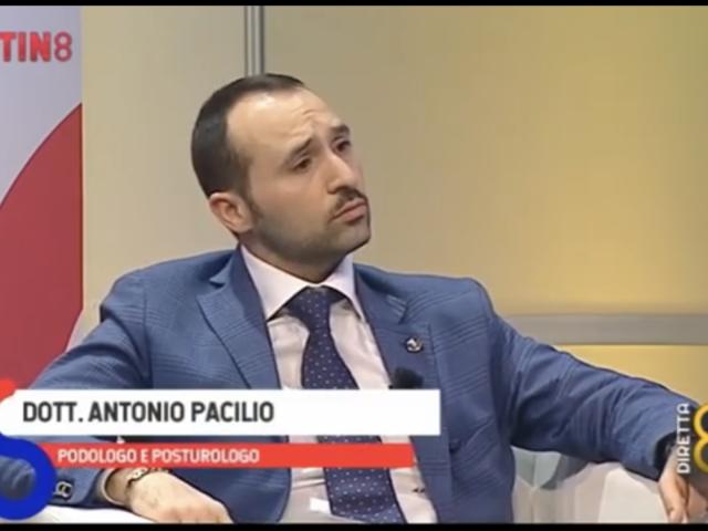 Prof. Antonio Pacilio mal di schiena e postura